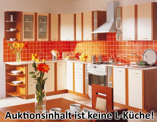 Küche Einbauküche Küchenzeile Küchen v. Fischer TYP 260 | eBay